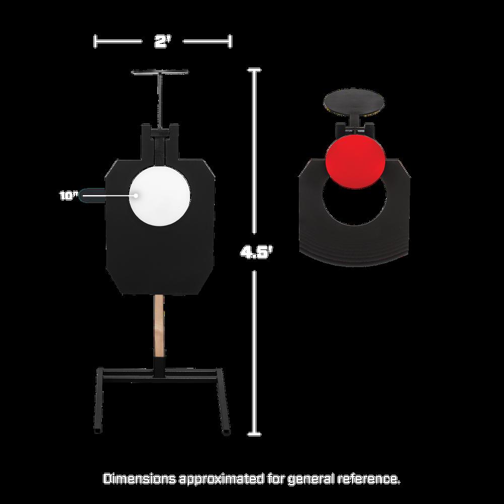 Portable Long Range Torso Dimensions