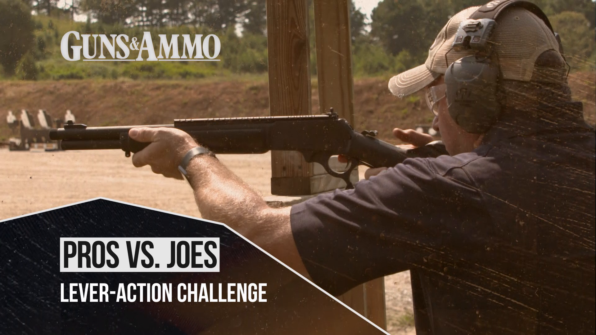 Lever-Action Challenge