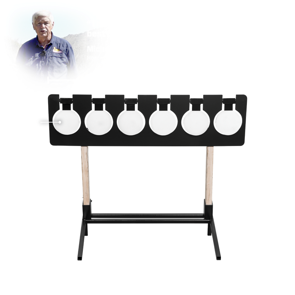 "Portable 6"" Plate Rack Dimensions with opinion from Michael Bane"