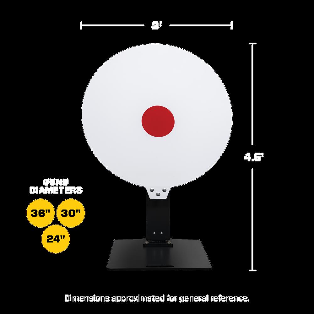 Heavy Duty Gong Dimensions