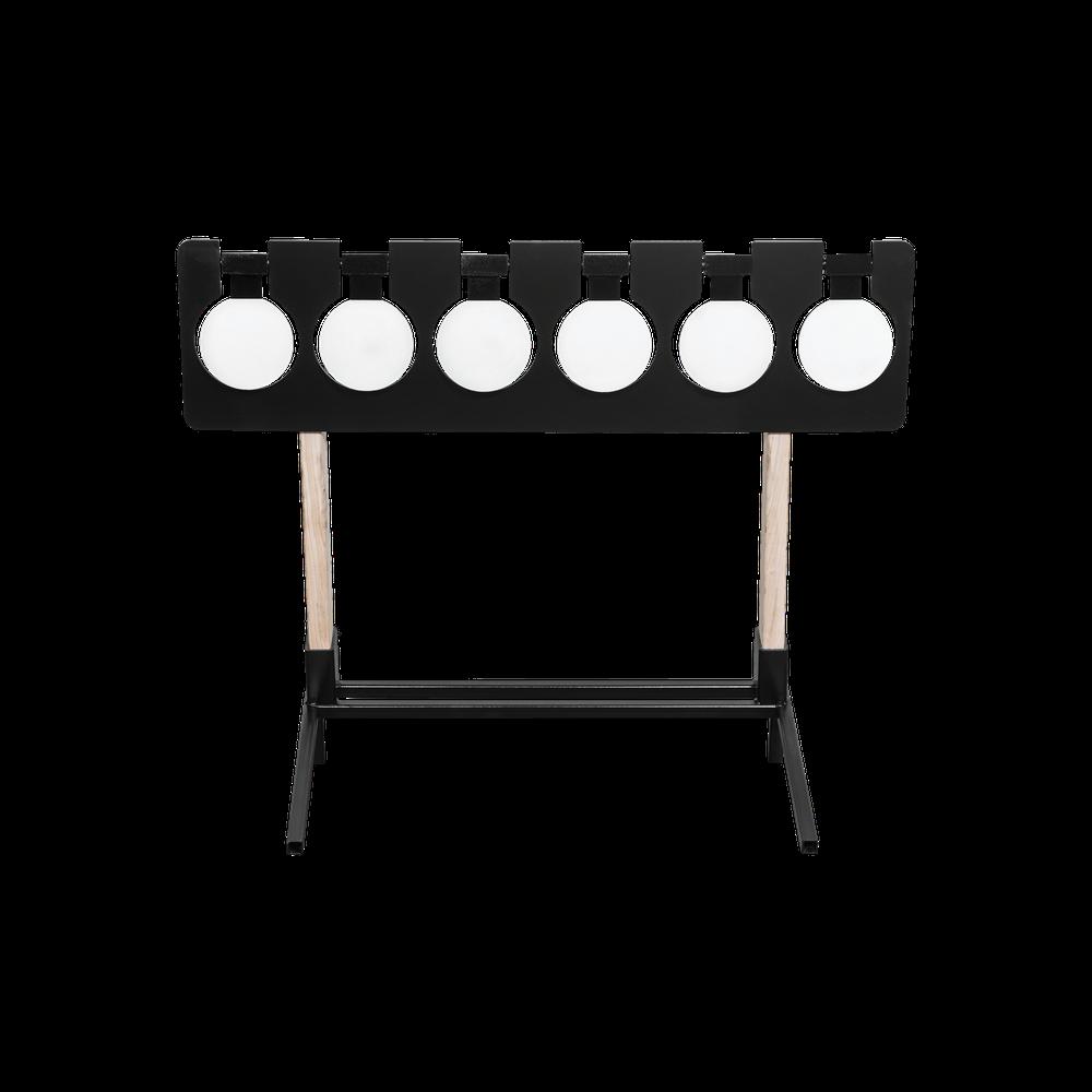 "Portable 6"" Plate Rack"